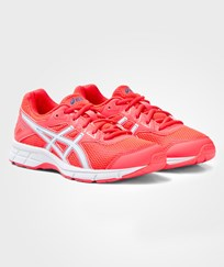 Asics Pink Gel-Galaxy 9 Junior Trainers DIVA PINK/WHITE/DIVA BLUE
