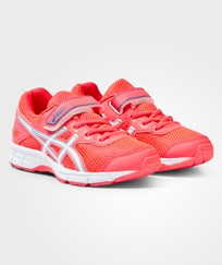 Asics Pink Gel-Galaxy 9 Kids Trainers DIVA PINK/WHITE/DIVA BLUE