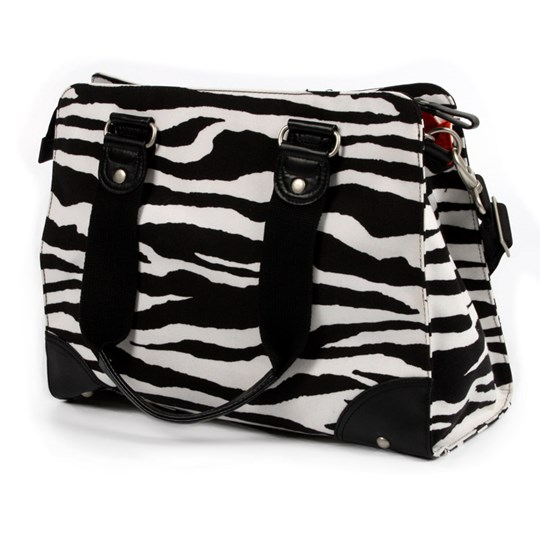 OiOi Hobo Pocket Zebra