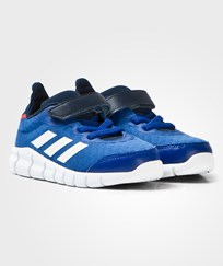 adidas Blue Infants RapidaFlex Trainers COLLEGIATE ROYAL