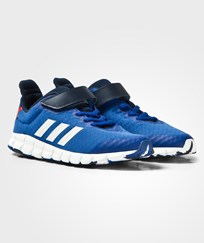 adidas Blue Kids RapidaFlex Trainers COLLEGIATE ROYAL