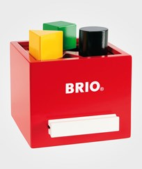 BRIO Sorterings Box  Red