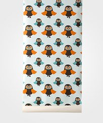ferm LIVING Owls Wallpaper Owls