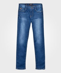 Mayoral Blue Mid Wash Slim Jeans 50