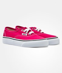 Vans K Authentic Bright Rose/True White 20