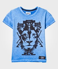 Molo Reilly T-Shirt Flourentic Blue Flourentic Blue