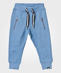 Molo Ashton Soft Pants Flourentic Blue Flourentic Blue