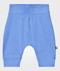 Molo Sammy Soft Pants Flourentic Blue Flourentic Blue