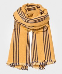Bobo Choses Striped Scarf Golden Nugget Golden Nugget