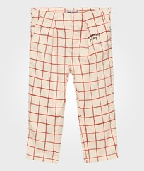 Bobo Choses B.C. Play Chino Trousers Off White Off white