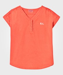 Bobo Choses B.C. Team Baseball Tunic Dress Red Clay Red Clay