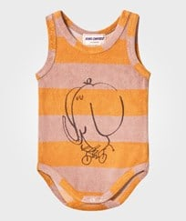 Bobo Choses The Cyclist Baby Body Golden Nugget Golden Nugget