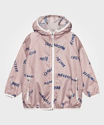 Bobo Choses Wind Stopper Jacket The Legends Off Rose Off Rose