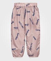 Bobo Choses Waterproof Trousers The Legends Off Rose Off Rose