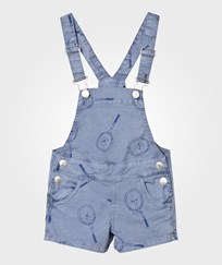 Bobo Choses Tennis Overalls Cloud Blue cloud blue