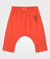 Bobo Choses 1968 Baggy Baby Trousers Red Clay Red Clay