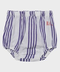 Bobo Choses Striped Bloomer Off White Off white