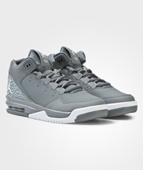NIKE Jordan flight origin 2 (gs) COOL GREY/WHITE-WOLF GREY