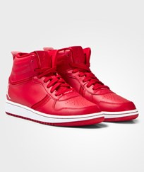 NIKE Jordan heritage bg GYM RED/WHITE