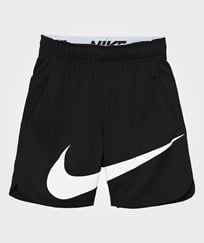 NIKE Black GFX Vent Shorts BLACK/WHITE/WHITE