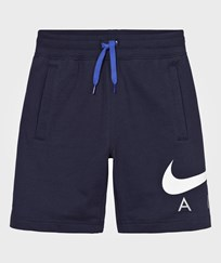 NIKE Navy Air Shorts OBSIDIAN/GAME ROYAL/WHITE