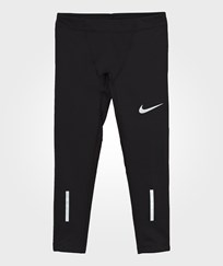 NIKE Black Power Baselayer Tights Black/Black