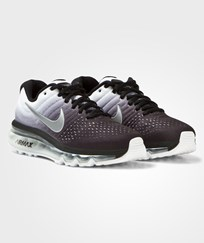 NIKE Black and White Air Max 2017 Junior Trainers Black/White