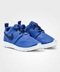 NIKE Blue Roshe One Kids Trainers COMET BLUE/BINARY BLUE-WHITE