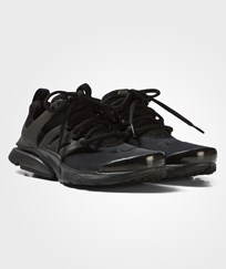 NIKE Black Presto Junior Trainer BLACK/BLACK-BLACK