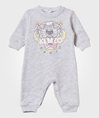 Kenzo Grey Tiger Embroidered All In One 294