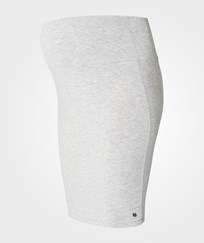 Esprit Maternity Skirt OTB mid Pale Grey Melange Pale Grey Melange