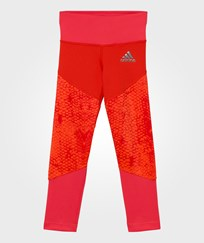 adidas Hot Pink Leggings CORE PINK