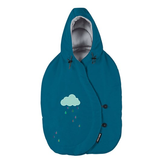 Maxi-Cosi Footmuff Pebble Blue Sky Multi