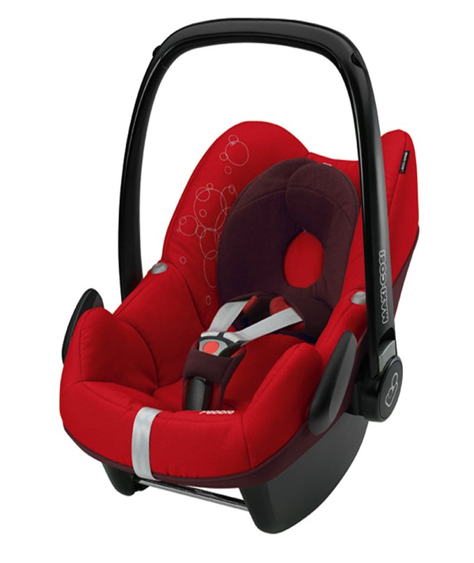 Maxi-Cosi Pebble Raspberry Red