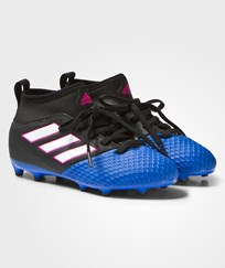 adidas Blue Ace Firm Ground Football Boots CORE BLACK
