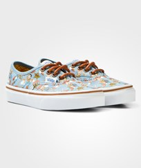 Vans Blue Woody Authentic Lace Trainer (Toy Story) Woody/True White
