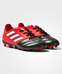 adidas Red Ace Firm Ground Football Boots Red