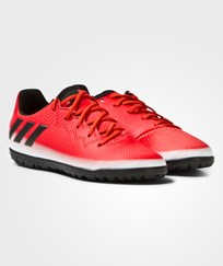 adidas Red Messi 16.3 Turf Football Boots Red