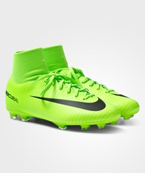 NIKE Green Mercurial Victory VI Firm-Ground Football Boots ELECTRIC GREEN/BLACK-FLASH LIME-WHITE