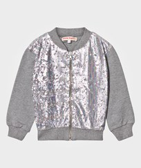 Anne Kurris Multi Sequin Bomber Jacket Multi