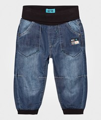 Me Too Karl 233 -Pants Denim Blue Denim Blue Denim