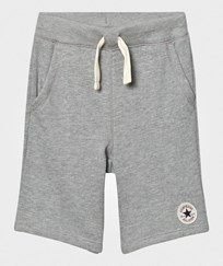 Converse Grey French Terry Sweat Shorts 042