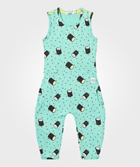 Indikidual Green Coolio Jumpsuit Mint