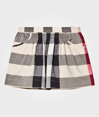 Burberry Beige New Classic Check Skirt New Classic Check