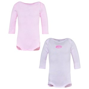 Image of Petit Bateau 2-pack Pink/White 3 mdr (2743696739)