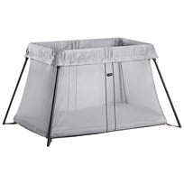 Babybjörn Travel Cot Light Matkasänky Silver Multi