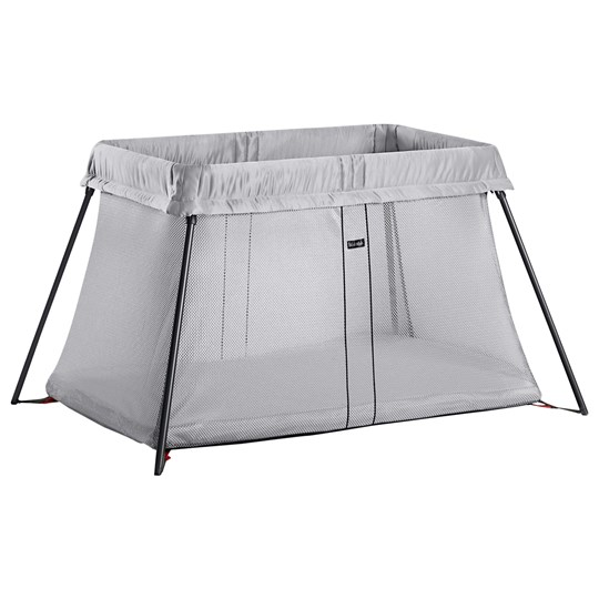 Babybjörn Travel Crib Light Silver Multi