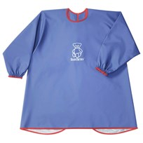 Babybjörn Eat and Play Smock Blue Blue