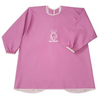 Babybjörn Eat and Play Smock Pink Pink