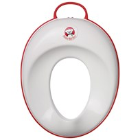 Babybjörn Toilet Trainer White Red Punainen